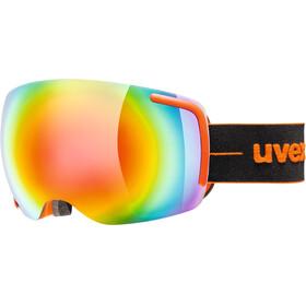 UVEX big 40 FM oranje/zwart